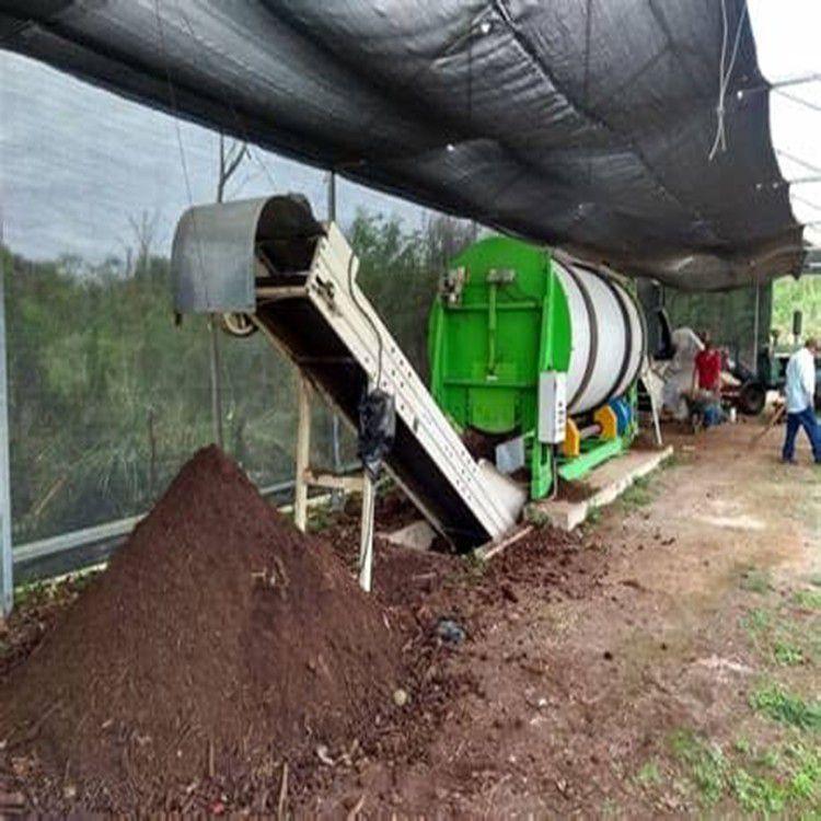 福清有机肥生产设备